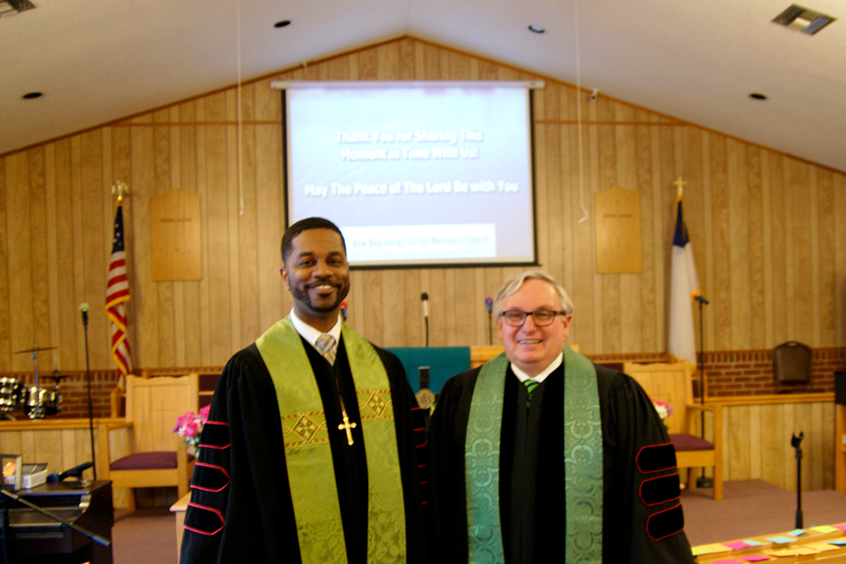 North AL: New Beginnings UMC charters and celebrates 6 years of ministry